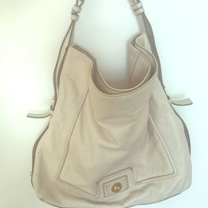 Marc by Marc Jacobs Cream Handbag